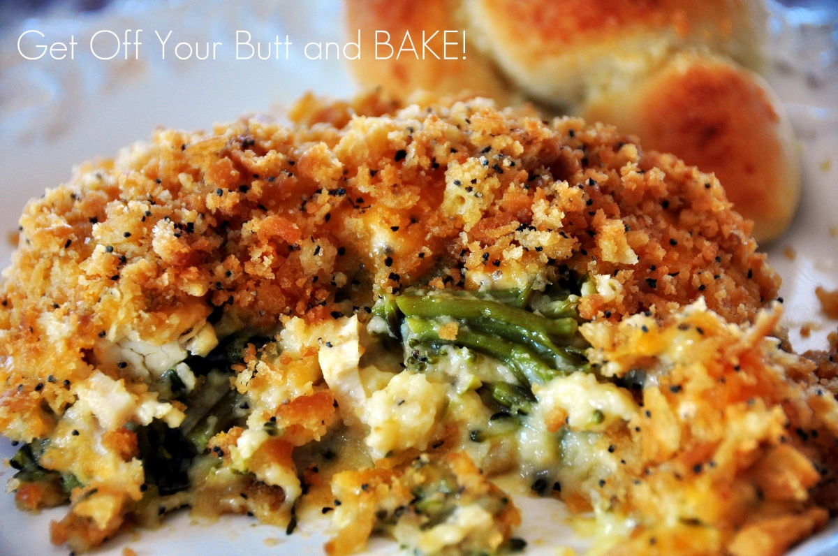 Chicken and broccoli casserole - photo#8