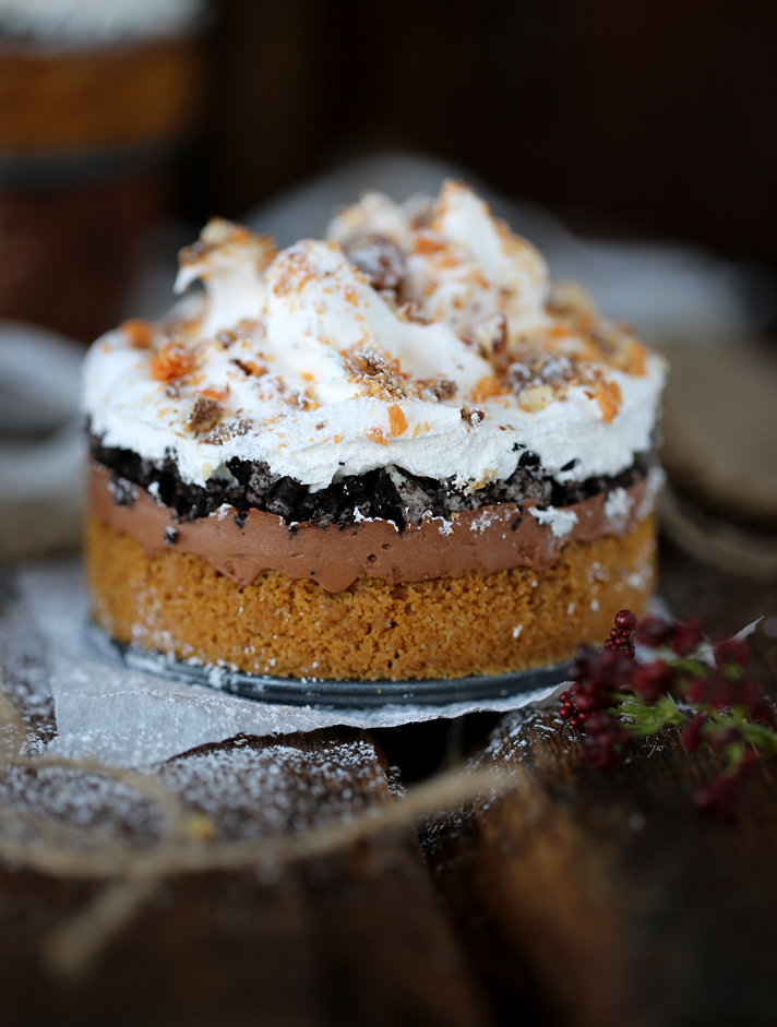 Nutty Butterfinger Crumble Pudding Dessert + Germany pics. » Get Off ...